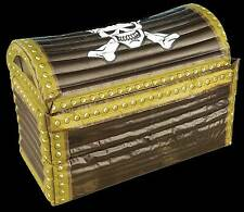Inflatable PIRATE TREASURE CHEST DRINK COOLER Fun Party Prop Tiki Bar Decoration
