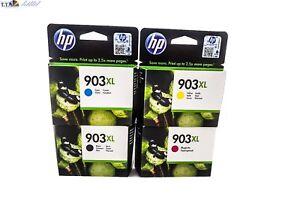 Set HP 903XL TINTEN PATRONE OfficeJet PRO 6966 6968 6970 6971 6974 6975 u.a. NEU