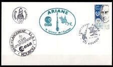 Europäische Weltraumforschungen (ESA). SoSt. Kourou. Frankreich 1987