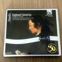 Joseph Haydn Keyboard Concertos - Andreas Staier (Digipak CD 2008) NEW & SEALED