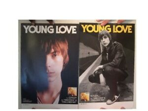 Young Love Poster  Too Young To Fight It  Two Sided