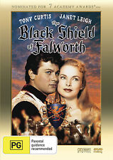 The Black Shield of Falworth (1954) * Tony Curtis * Janet Leigh *