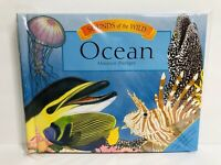 Sounds Of The Wild: Ocean Pop Up Book by Mairice Pledger