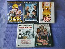 DVD LOTTO 5 FILM  (COMMEDIA)
