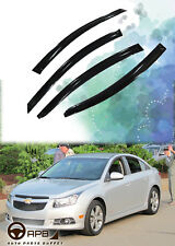 For Chevrolet Cruze 08-16 Deflector Window Visors Guard Vent Weather Shield