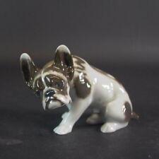- Hund Bully Bulldogge  -    Rosenthal  Kunst Abteilung