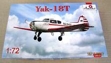 Yakovlev Yak-18T Russian Aircraft (PE parts)   1/72 Amodel  # 72303-01 NEW!!!