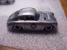 Hot Wheels Mint Loose Team Transport Porsche 356A Outlaw with Real Riders