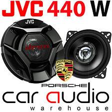 Porsche 911 (996) 1997 - 2006 JVC 10cm 440 Watts 2 Way Front Dash Car Speakers