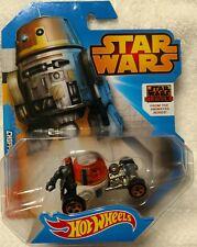 Hot Wheels 2014 Star Wars Chopper #11, 1:64 Scale FAST FREE SHIPPING !!!