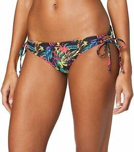 Billabong Sol Searcher Low Rider Womens Beachwear Bikini Bottoms-Tropic.SIZE M.