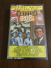 THE HIT STORY OF BRITISH POP VOL 8 - MC K7 CASSETTE TAPE CINTA NEW SEALED NUEVA