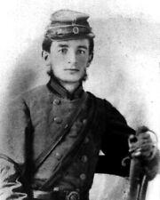 New 8x10 Civil War Photo: CSA Confederate General John D. Barry 18th N.C.