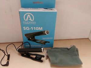 Andrea SG-110M Shotgun Microphone with Noise Cancellation  C53