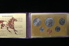 1978 Singapore 6 Coin Uncirculated Mint Set.