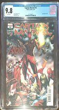 Captain Marvel #12 CGC 9.8