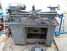 """Boxford Metal Lathe 42"""" bed Stamped B-9078 (LDC motor 240v 1hp 1420rpm 50Hz)"""