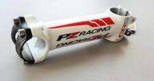"Potence Vélo PZ Racing 130 mm 5° 1"" 1/18 diam 31.8 blanc"