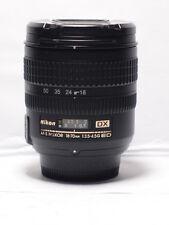 Nikon Af-s 18-70 mm F3.5-4.5 G Ed Dx Af Lente para D3400 D3300 D5300 D3100 D5200