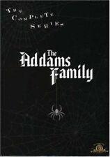 The Addams FAMIGLIA Stagioni 1 to 3 Collezione Completa DVD NUOVO (3739301000)