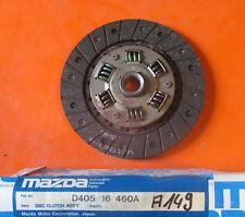 original Mazda,D405-16-460A,Kupplung,Kupplungsscheibe, 323,DEMIO,MX-3 (BF,BG,BW)