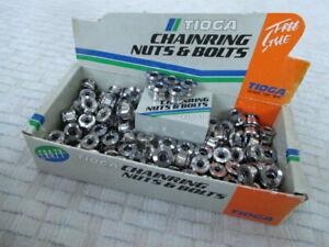 Tioga Chainring Bolts NOS for Old School BMX Tange SR Takagi Tuf Neck GT SE Haro