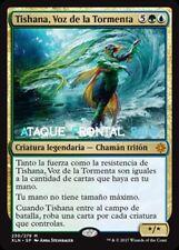 MTG TISHANA, VOZ TORMENTA - Tishana, Voice of Thunder - IXALAN ESPAÑOL NM MAGIC