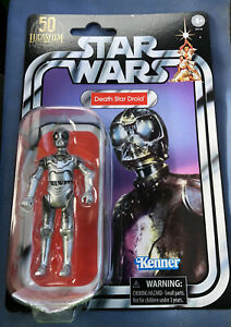Star Wars Vintage Collection Death Star Droid 50th Anniversary New  Sealed