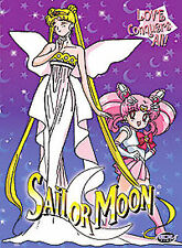 Sailor Moon DVD Vol. 14: Love Conquers All (DVD, 2003)