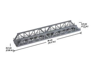 Noch 21310 Gauge H0, Lattice-Bridge 36cm#New Original Packaging #