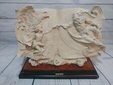 Discovery Of America Plaque Figurine By Giuseppe Armani