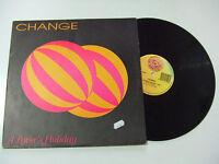 "Change / Queen Samantha – Disco Mix 12"" 45 Giri Vinile ITALIA  Disco/Funk"