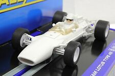 SCALEXTRIC C3442 LOTUS 49b SPECIAL USA ONLY EDITION ALL WHITE NEW 1/32 SLOT CAR