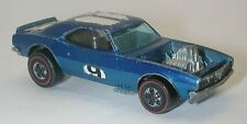 Redline Hotwheels Blue 1970 Heavy Chevy oc8402