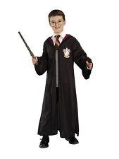 HARRY Potter Costume ufficiale KIT Ragazzi Libro Settimana Costume ROBE OCCHIALI BACCHETTA