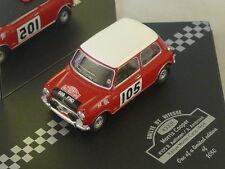 VITESSE - Morris cooper rallye monte carlo 1964 N°105 Aaltonen - Ambrose 1/43