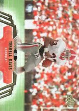 2014 Upper Deck Football #4 Terrell Davis Georgia Bulldogs