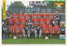 107 TEAM SQUAD SUAQDRA FC.TWENTE NETHERLANDS VOETBAL CARD 94 PANINI
