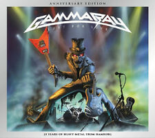 GAMMA RAY Lust For Live (2016) 12-track CD album NEW/SEALED
