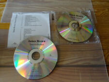 JAMES BROWN - TIME FOR PAYBACK / GERMANY ADVANCE-ALBUM 2-CD-SET