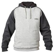 DeWalt CYCLONE grey marl hoody hoodie  work jumper size medium-XXL
