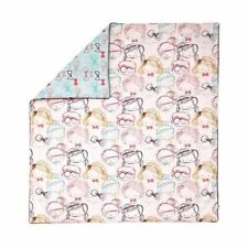 Girl Toddler Bed Nursery Quilts & Coverlets