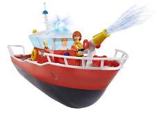 Dickie RC Feuerwehrmann Sam Titan Boot Fernsteuerung mit Licht Wasserspritze