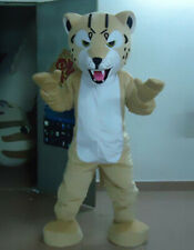 leopar Mascot Costume Cosplay Party Game Dress Clothing Carnival Halloween Adult