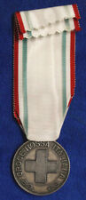 CROCE ROSSA ITALIANA CRI RARA MEDAGLIA  Ai Benemerenti ORIGINALE #N189