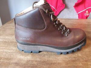 WOMENS BRASHER (BERGHAUS) HILLMASTER 2 GORE-TEX WALKING HIKING BOOTS UK SIZE 7
