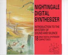 CD NIGHTINGALE DIGITAL SYNTHESIZERvarious art. KAMAL - KARUNESH E.A.   (R1156)