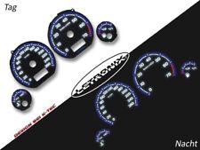 LETRONIX Plasma Tacho Tachoscheiben EL-Dash VW Golf 3 0-260km/h VR6 #