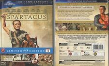 Spartacus (Blu-ray, 2012) Limited Edition  Digi book Included - Nordic Import