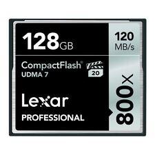 Schede di memoria Pro per fotocamere e videocamere da 128 GB